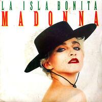 """Madonna 7"""" La Isla Bonita - France (VG/VG+)"""