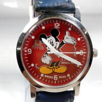 Vintage Titus Mechanical Hand Winding Movement Mens Analog Wrist Watch CA301