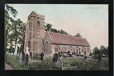 L@@K  Kinver Church Staffordshire 1900's? Postcard