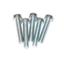 "Five Meccano Part 111 Allen Bolt ¾"" Zinc Original"