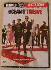 DVD OCEAN'S TWELVE - George CLOONEY / Brad PITT / Matt DAMON - NEUF