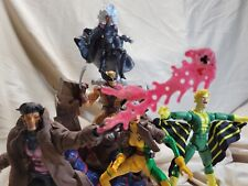 The X-Men Blue Team Marvel Legends Wolverine Gambit Rogue Storm Banshee I KNOW!!