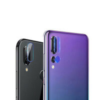Premium Clear Back Camera Lens Tempered Glass Protector For Huawei P20 Pro/Lite