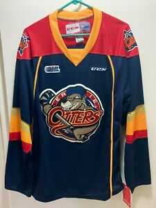 Erie Otters CCM Premier Hockey Jersey OHL CHL SIze L NWT