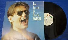 "FALCO **The Sound Of Musik (El Sonido De..)** VERY RARE 1986 Mexican 12"" SINGLE"