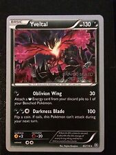 1X Yveltal (65/114-2016 World Championship Deck-Shunto Sadahiro-NM Pokemon Promo