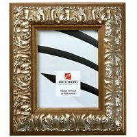 Craig Frames Barroco, Antique Baroque Silver Picture Frame