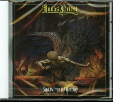 Judas Priest Sad Wings Of Destiny CD new jewel case Repertoire REP 4552-WY