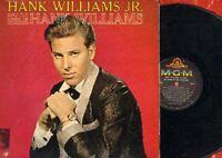 Williams, Hank Jr. - Sings The Songs Of Hank Williams 4213 Vinyl LP Record