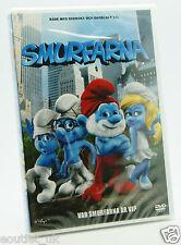 The Smurfs DVD Region 2 NEW SEALED