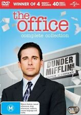 The Office US Complete Collection 1, 2, 3, 4, 5, 6, 7, 8 & 9 DVD Box Set R4