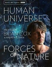 Human Universe & Forces of Nature by Professor Brian Cox BRAND NEW