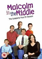 MALCOLM IN THE MIDDLE THE COMPLETE SERIE [DVD][Region 2]