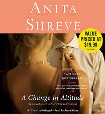 A Change in Altitude by Anita Shreve (CD-Audio, 2010)