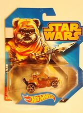 hotwheels starwars wicket diecast toy vehicle ©2014