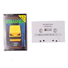Gnasher For ZX Spectrum 48K / 128K Cassette Game. Complete. 1984