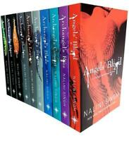 The Guild Hunter Series By Nalini Singh 10 Books Collection Set Immortals and Mo