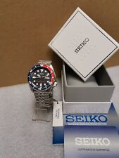 Seiko Mens Watch SKX009K2