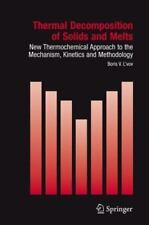 Thermal Decomposition of Solids and Melts : New Thermochemical Approach to...