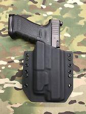 Black Kydex Holster for Glock 34 GEN5 Inforce APL