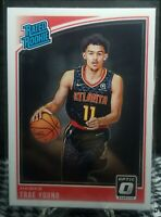 2018-19 Optic Trae Young RC Rookie Atlanta Hawks GEM MINT!