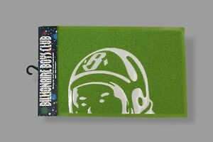 Billionaire Boys Club BB Welcome Mat 811-2810 Green Floor Mat 2021 Brand New