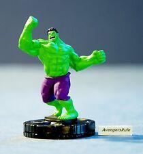 Marvel Heroclix Avengers Assemble 033 Hulk Rare