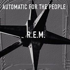 REM automatic for the People 180gm vinyl LP REMASTERED 2017 New & Sealed R.E.M.