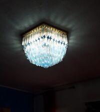 Chandelier Lamp Design Venini Murano Anni 60 70 Modernism Vintage