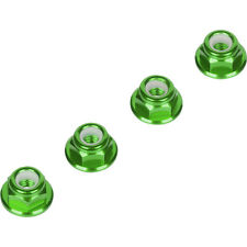 Traxxas Wheel Nuts Green for Traxxas Slash 2WD Slash 4x4 Rustler Stampede Rally