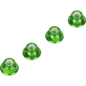 Green Wheel Nuts for Traxxas Slash 2WD Slash 4x4 Rustler Stampede Rally