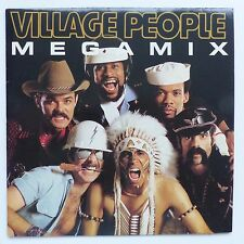 VILLAGE PEOPLE Megamix , Y.M.C.A 874 212 7 PY 102 RRR
