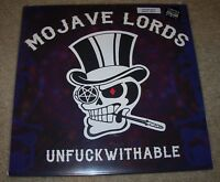 "MOJAVE LORDS 12"" DESERT FIRE red vinyl LP UNFUCKWITHABLE queens of the stone age"