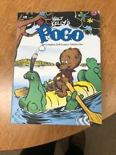 POGO Vol 1 Hardcover The Complete Dell Comics Hermes Press  Walt Kelly OOP HTF