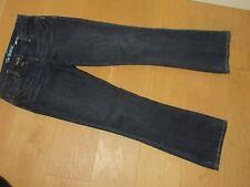 Ladies Next dark blue bootcut jeans, size 12 long
