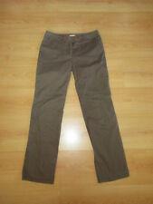 Pantalon CLAUDIE PIERLOT Marron Taille 38 à - 78%