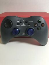 Logitech Controller Wireless Tested & Works#G-RA4B PlayStation