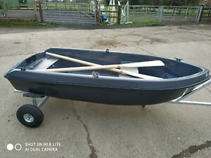 NEW 2021 Rowing boat fishing boat Navis 245 8ft New High Quality Motor Dinghy DL