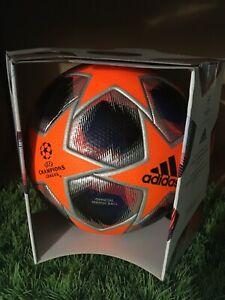 Adidas Champions League winter ball UCL FINAE 2020 OMB+box, FS0262, s.5 FIFA pro
