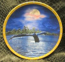 Moonlight Voyager by Barry Chall Lenox Collector Plate ©1995 Moonlight Fantasy