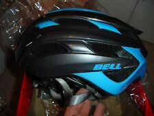 Bell Event Helmet Blue/Charcol Road Block, small