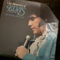 Elvis Presley - Our Memories of Elvis Volume 2 LP MINT SEALED 1979