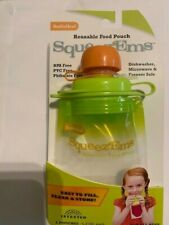 Booginhead Squeez'Ems Reusable Baby Food Pouches