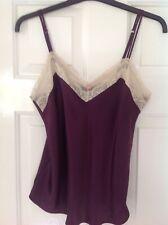 Fa M ou S High Street Store Women/'s Halanka Lace Strappy Vest Sizes 6-20