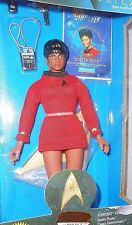 STAR TREK 9 inch UHURA playmates toys action figures mib moc starfleet edition