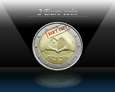 MALTA 2 EURO coin 2016 ( Solidarity through Love ) Commemorative coin * UNC