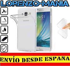 Funda Silicona Carcasa posterior Samsung Galaxy A5 2015 Transparente 1mm