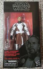 Star Wars Black Series Obi Wan Clone Commander