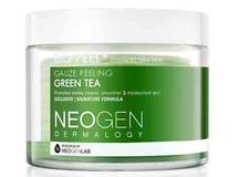 NEOGEN Dermalogy Bio-Peel Gauze Peeling Green Tea Cotton Pads Brightening Korea