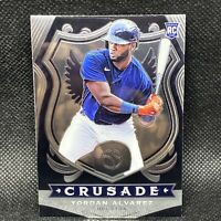 2020 Crusade Yordan Alvarez RC Houston Astros Rookie #2